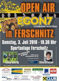 Open Air@Sportplatz Ferschnitz