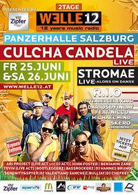 Welle1-Birthday mit Culcha Candela, Stromae uvm.@Panzerhalle