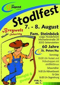 Stodlparty - daungld und gwetzt - 60 Jahre LJ St.Peter in der Au@Fam. Steinböck vulgo Noiderbichl