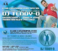Club Cosmopolitan- Dj Teddy-O@Babenberger Passage