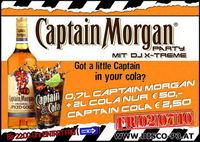Captain Morgan Party@Disco P3