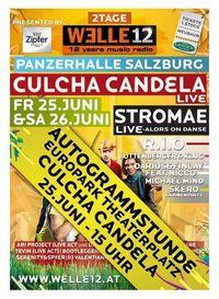 Culcha Candela & Stromae Im Europark@Europark Salzburg