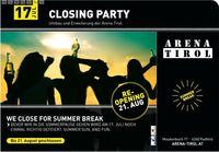 Closing Party + Die Ladies Night