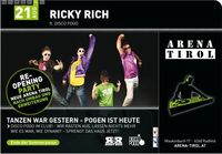 ReOpening mit Ricky Rich feat. Disco-Pogo