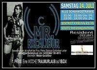 Mr. Excalibur