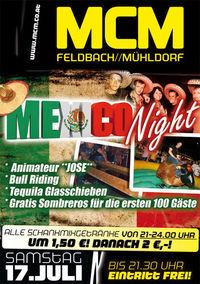 Mexico Night@MCM  Feldbach