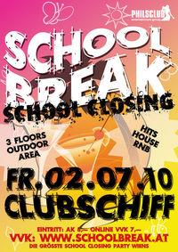 School Break@Clubschiff