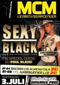 Sexy Black!@MCM Leoben