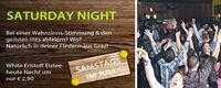 Saturday Night@Fledermaus Graz
