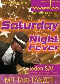 Saturday Night Fever@Mambo