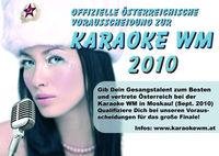 Grosses Karaoke STMK Landesfinale@Almrausch