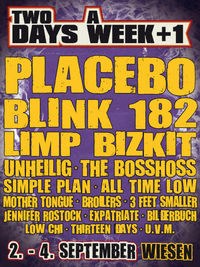 Two Days a Week Festival 2010