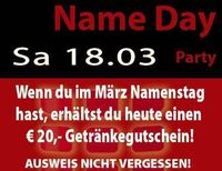 Name Day Party