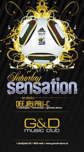 Saturday Football Sensation