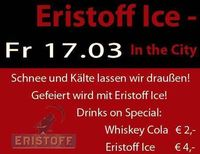 Eristoff Ice - In the City