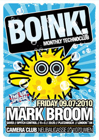 Boink! with Mark Broom@Camera Club