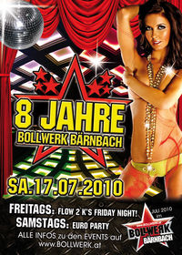 8 Jahre Bollwerk Bärnbach@Bollwerk