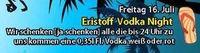 Eristoff Vodka Night