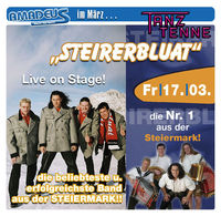 Steirerbluat - Live on Stage!