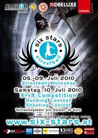 Streetball Workshop@Arena Kufstein
