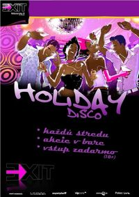 Holiday Disco@Exit VIP Club