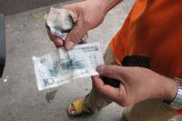 Daniel Aschwanden / Peter Stamer: The Path Of Money@Kavernen 1595