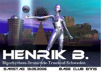 Henrik B.@Base Club