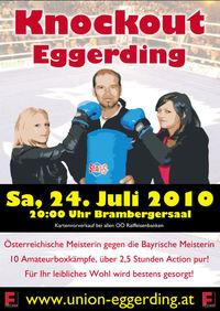 Knockout@Brambergersaal
