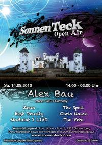 SonnenTeck 2010@AiserBühneSchwertberg