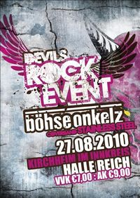 3. Devils Rock Event powered by KFZ Reich Kirchheim@Halle KFZ Reich