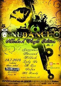 Nudance / DNB Old School Vinyl@Subclub