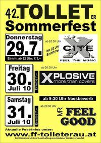42. Tolleter Sommerfest@FF Tolleterau