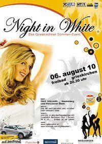 Night in white 2010 - Abgesagt@Freibad