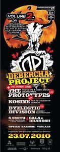 Debercha Project@Prírodný Amfiteáter Deberča