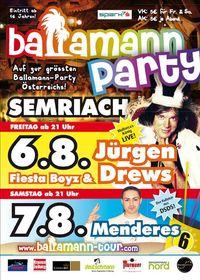 Ballamann Party 2010 Semriach@Festwiese
