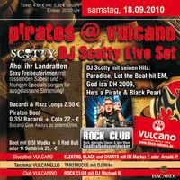 DJ Scotty live@Vulcano