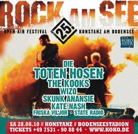 Rock Am See@Bodenseestadion