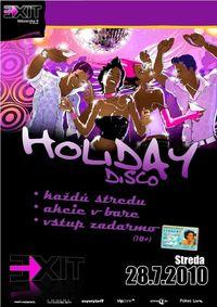 Holiday Disco@Exit VIP Club