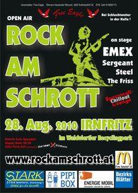 Rock am Schrott@Waldviertler Recyclingpark