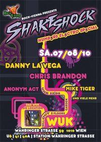 Shakeshock: Numb3rs El3ctro Sp3cial@WUK