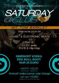 Saturday @ Club@Empire
