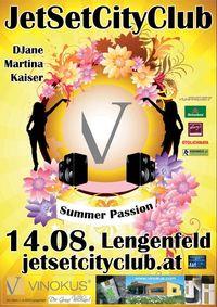 Jet Set City Club Jet Set City Club Summer Passion@Weinkellerei Vinokus