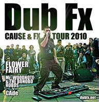 Cause & FX Tour 2010@Freiheizhalle München