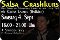 Salsa Crashkurs@Freiheizhalle München