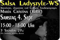 Salsa Ladystyle-WS@Freiheizhalle München