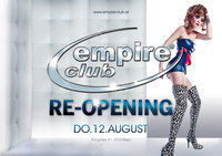 Empire Re-Opening Party