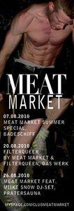 Meat Market Summer Edition@Badeschiff