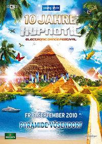 10 Jahre Hypnotic@Eventhotel Pyramide