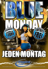 Blue Monday@Empire Club