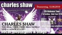 Live: Charles Shaw - The real voice from Milli Vanilli